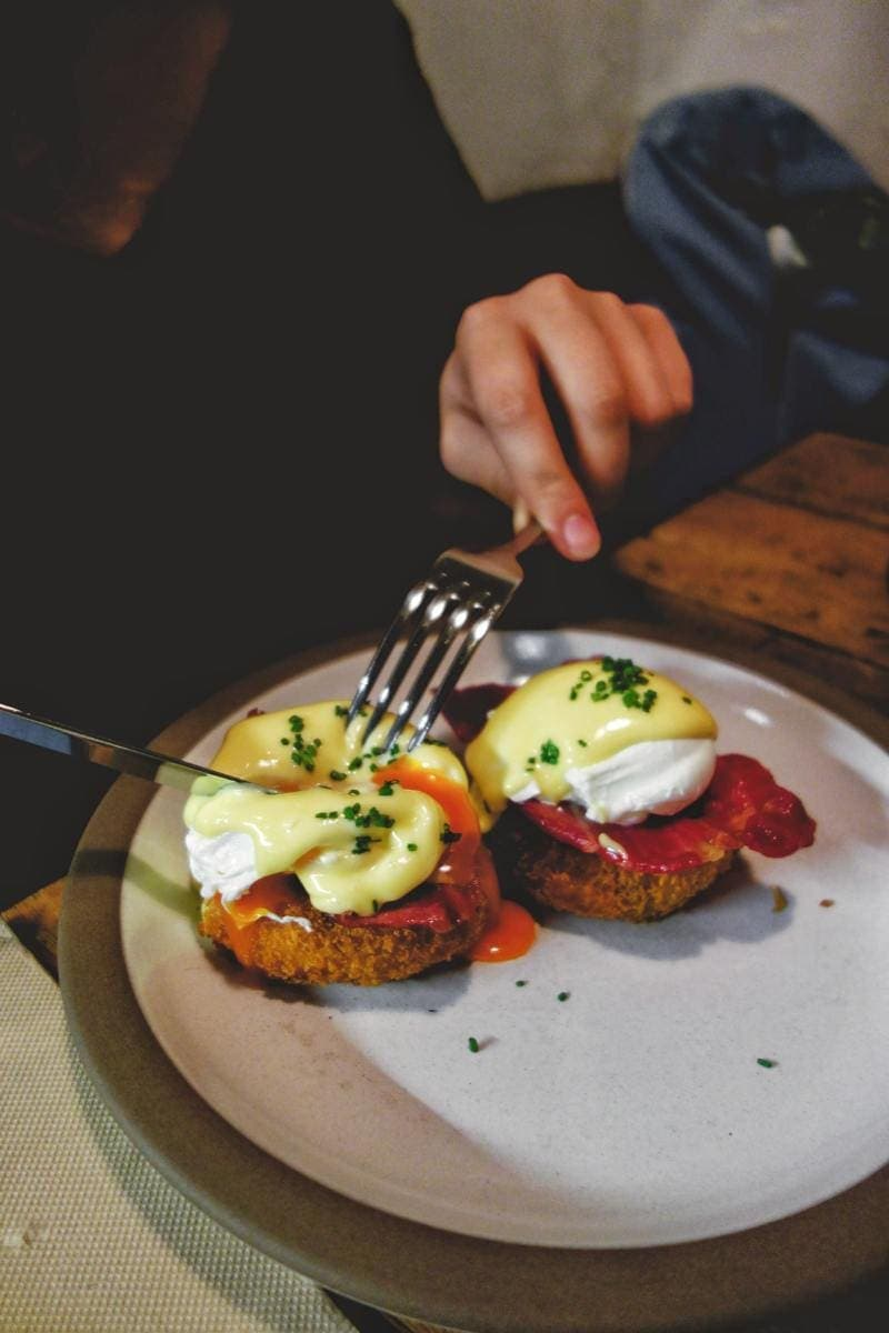 Ozone Coffee - London's Best Breakfasts & Brunch | East London