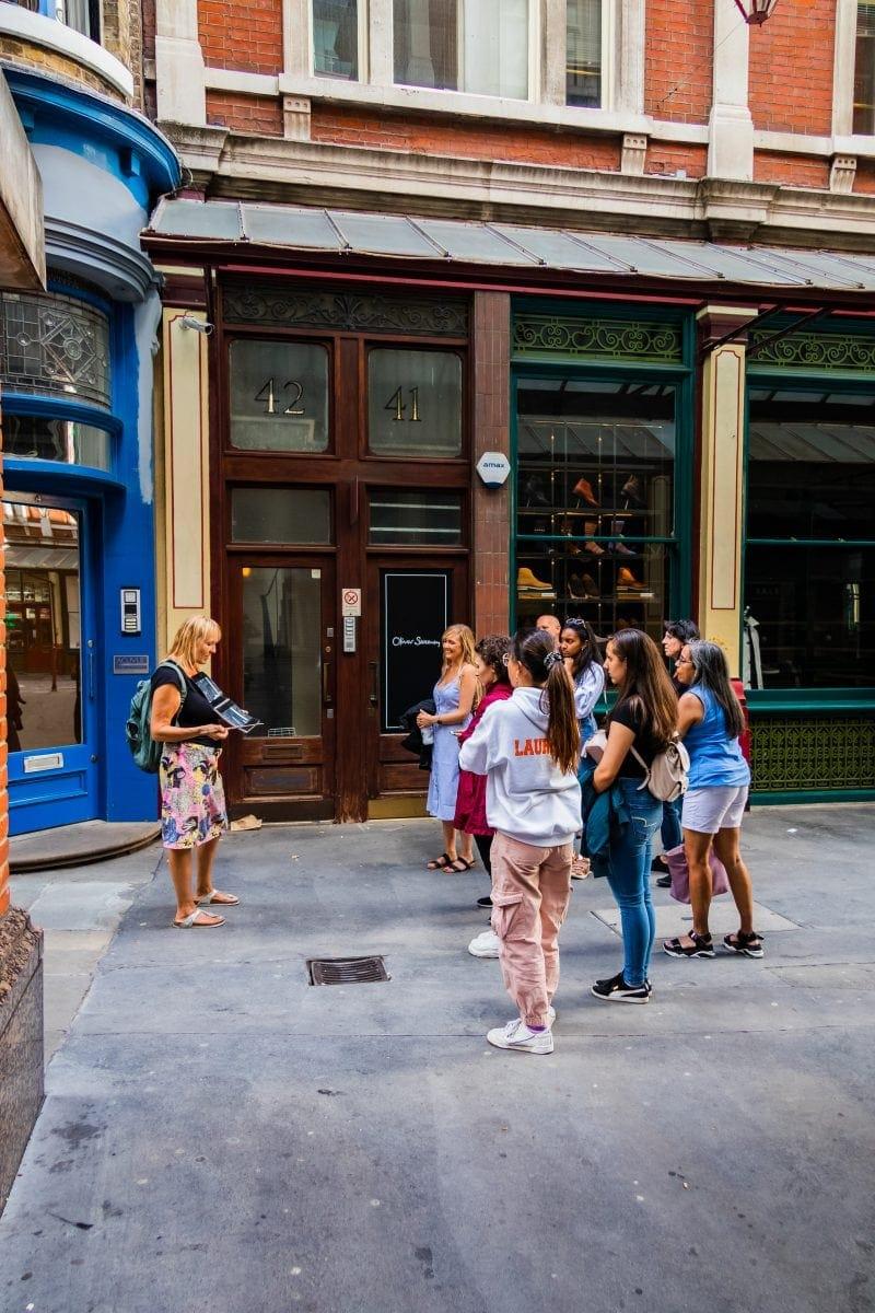 Harry Potter Walking Tour of London