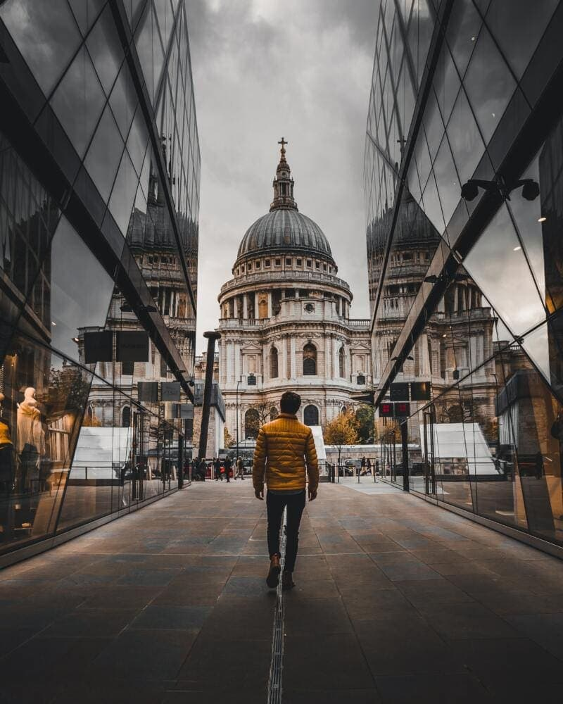 London On A Budget | Great Money Saving Tips (Pictuure of One New Change)