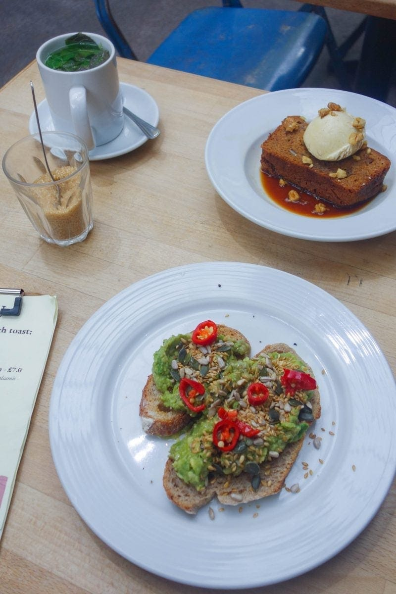 Federation Coffee - London's Best Breakfasts & Brunch: South London