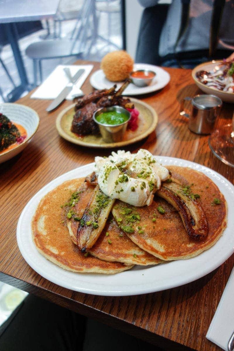 Best Breakfast & Brunch in South London (Image of breakfast at Gunpowder)