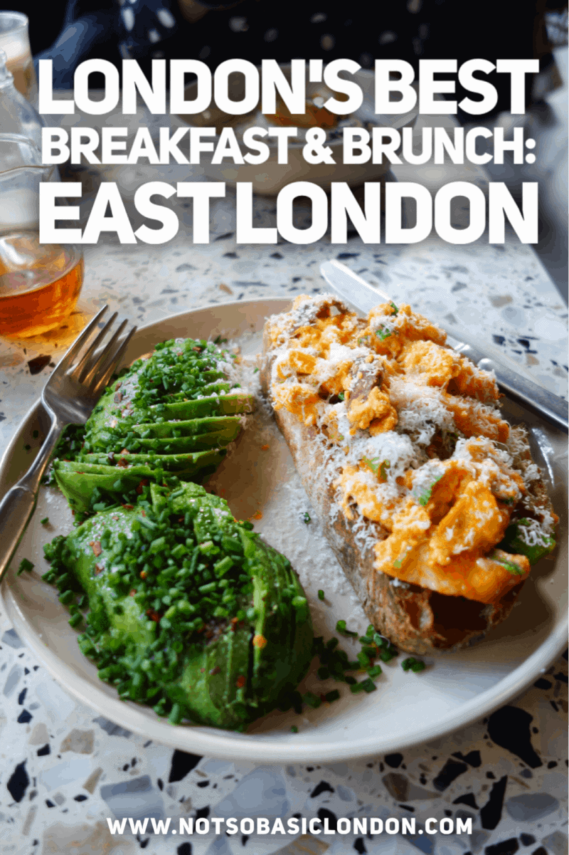 London's Best Breakfasts & Brunch: East London