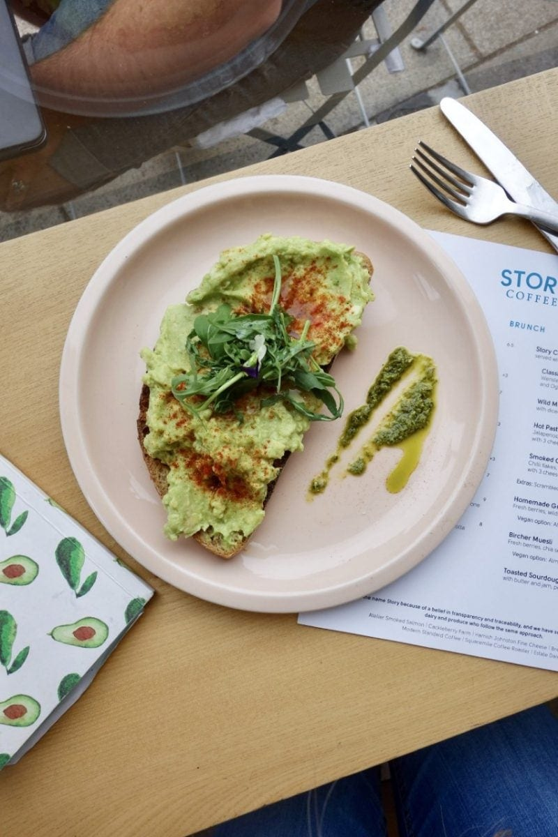 Story Coffee London - London's Best Breakfasts & Brunch: South London