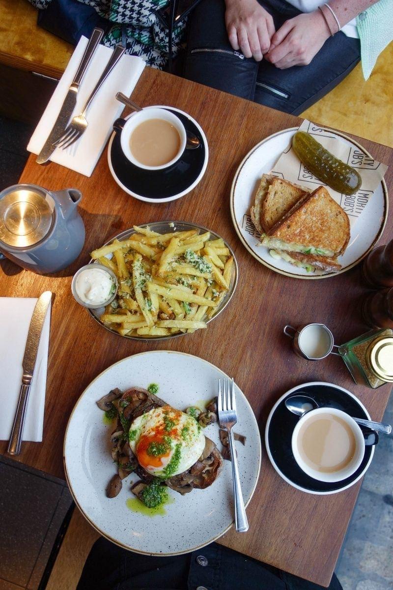 Morty & Bobs - London's Best Breakfasts & Brunch: North London