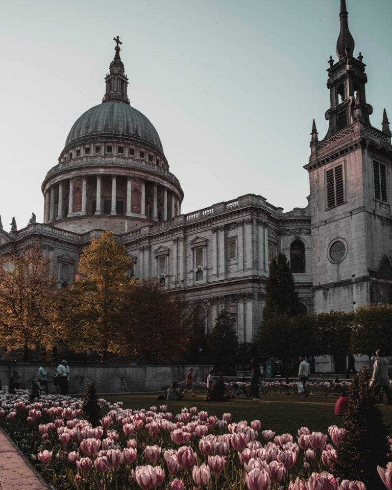 St Pauls Cathedral - Free Sightseeing Walking Tour of London