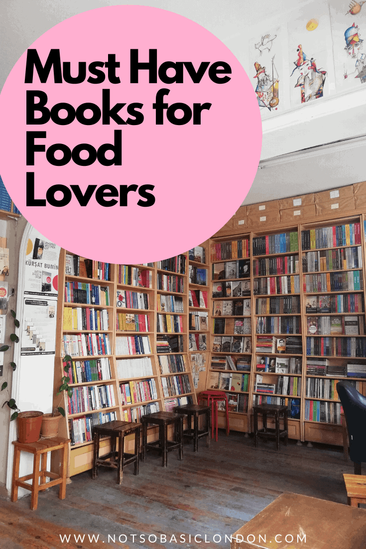 Must Have Books For Food Lovers