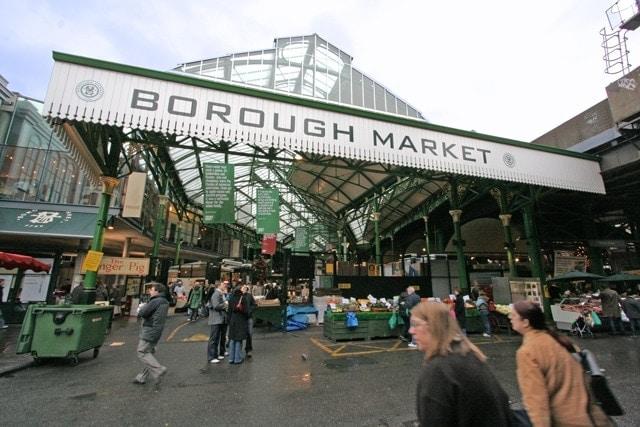 FREE Sightseeing Walking Tour of London  (Photo of Borough Market)