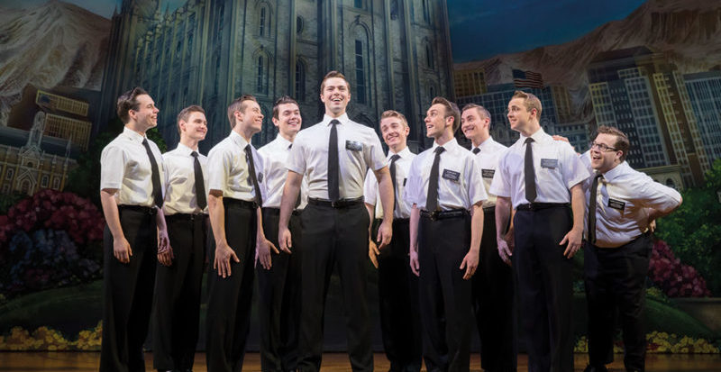 The Book of Mormon - Best Musicals in London Right Now
