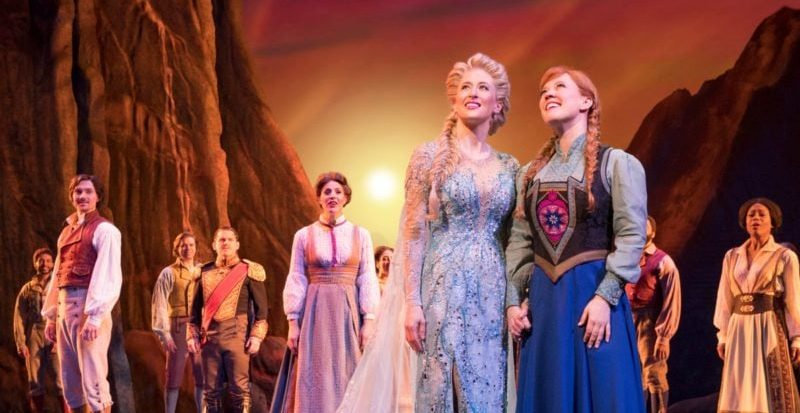Frozen - Best Musicals in London Right Now