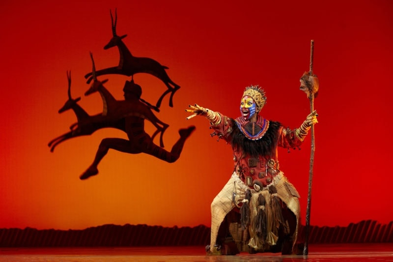 Lion King - Best Musicals in London Right Now