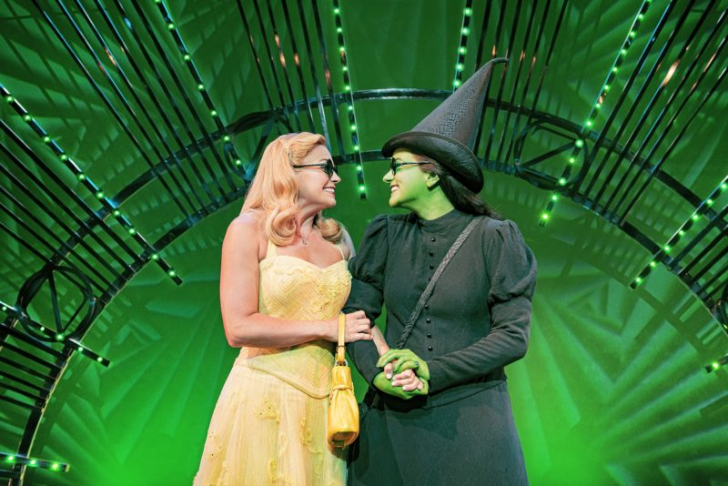 Wicked - Best Musicals in London Right Now