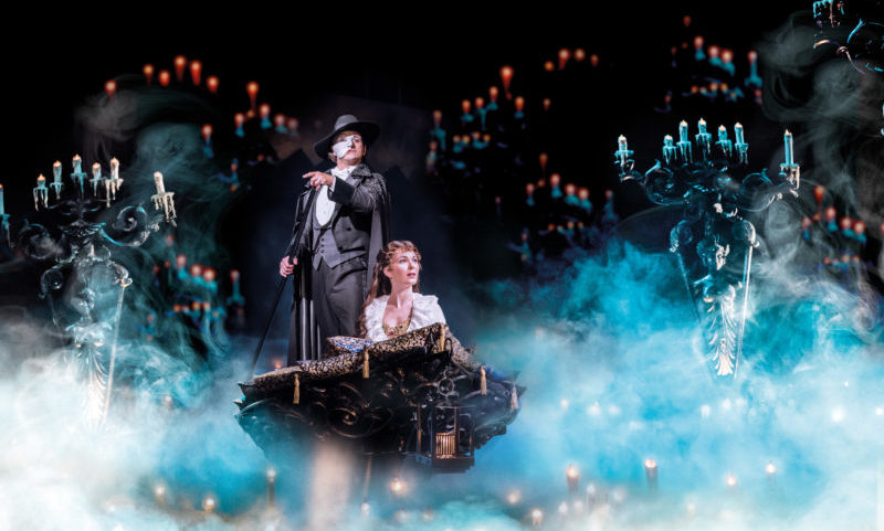Phantom of The Opera - Best Musicals in London Right Now