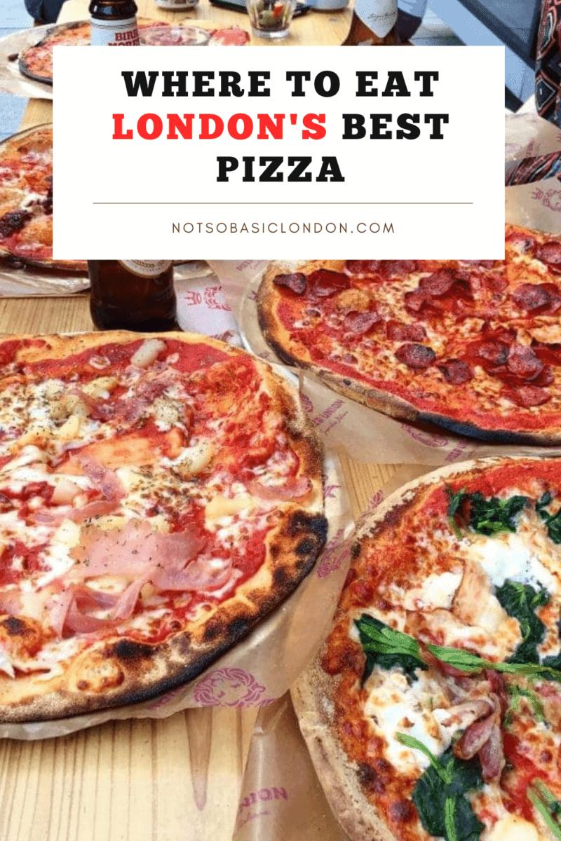 London's Best Pizza Places