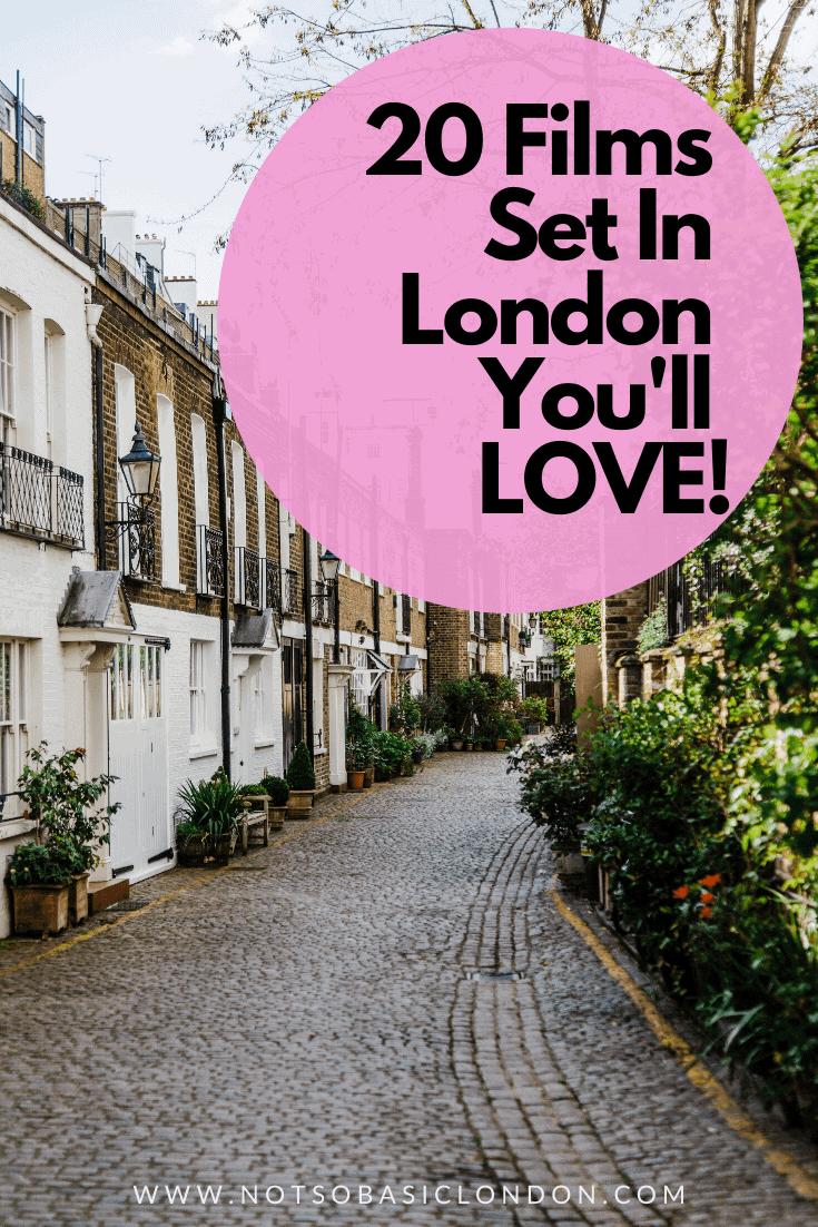 20 Films Set in London You'll LOVE!