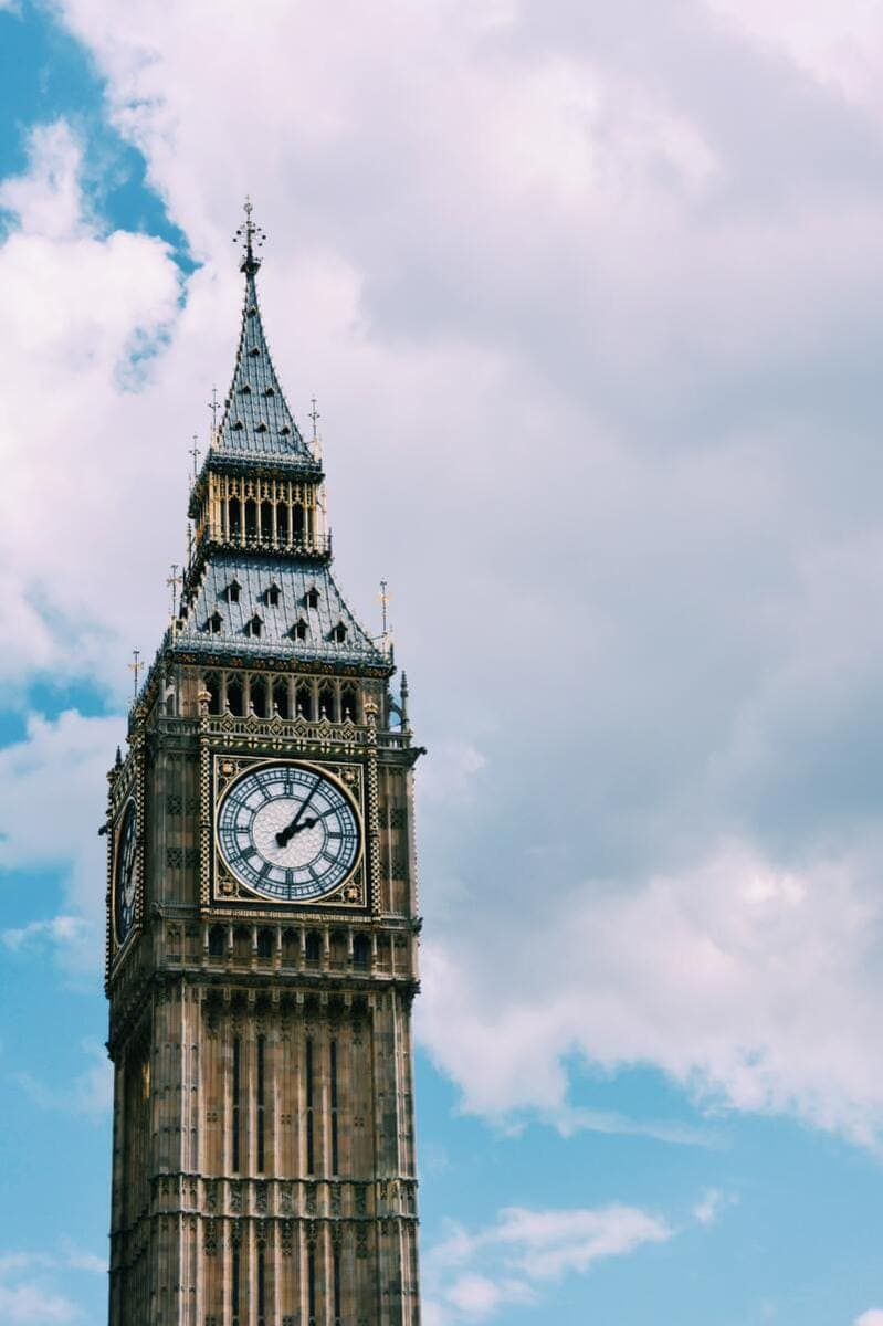 12 Fun Ways To Spend A Day Out in London (Picture of Big Ben)