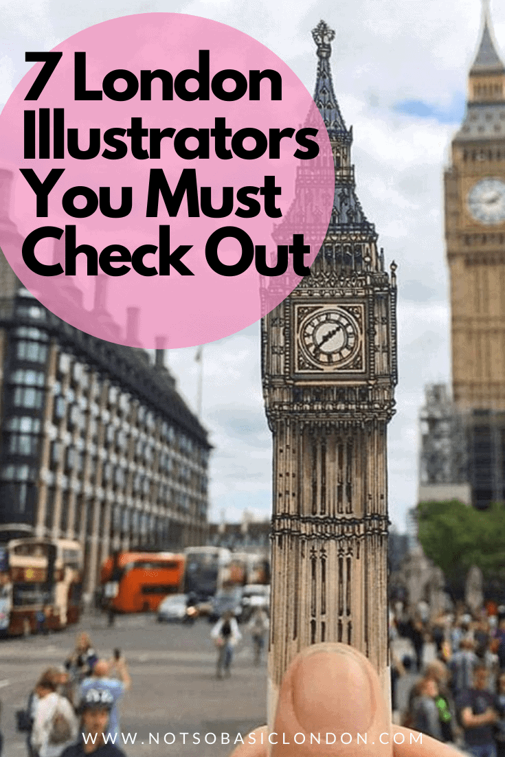 7 London Illustrators You Must Check Out