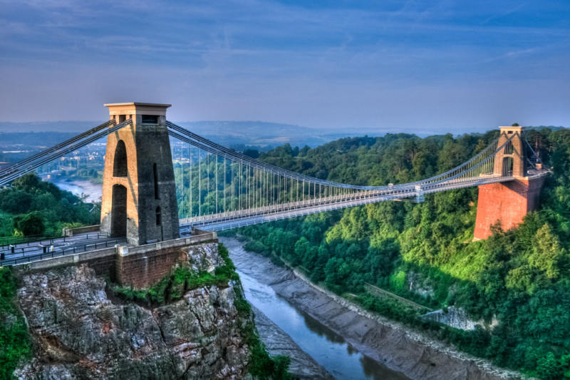 Easy Day Trips From London You Must Do! (Picture of Clifton Suspension Bridge)