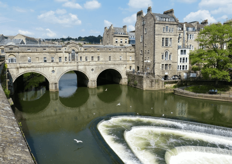 Easy Day Trips From London You Must Do (Picture of Bath)