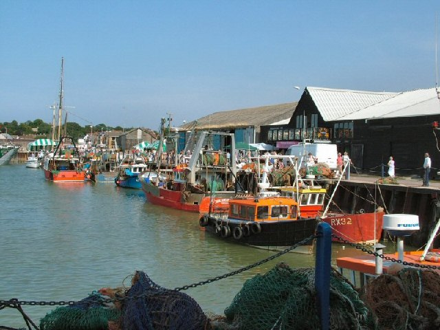 Easy Day Trips From London You Must Do! (Picture of Whitstable)