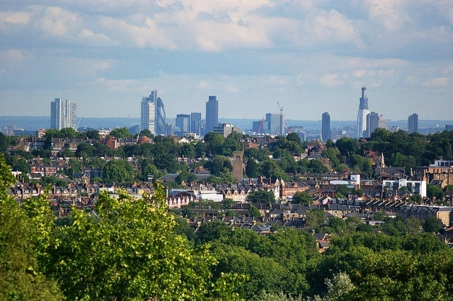 Alexandra Palace - Best FREE Views of London | Where To Find Them