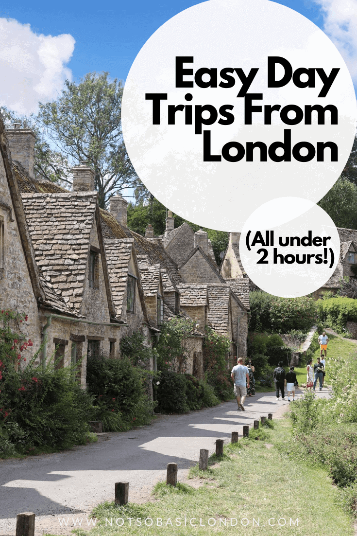 Easy Day Trips From London You Must Do