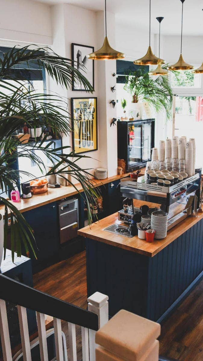 Best Breakfast & Brunch In West London (Image of the Swallow Coffee Shop)