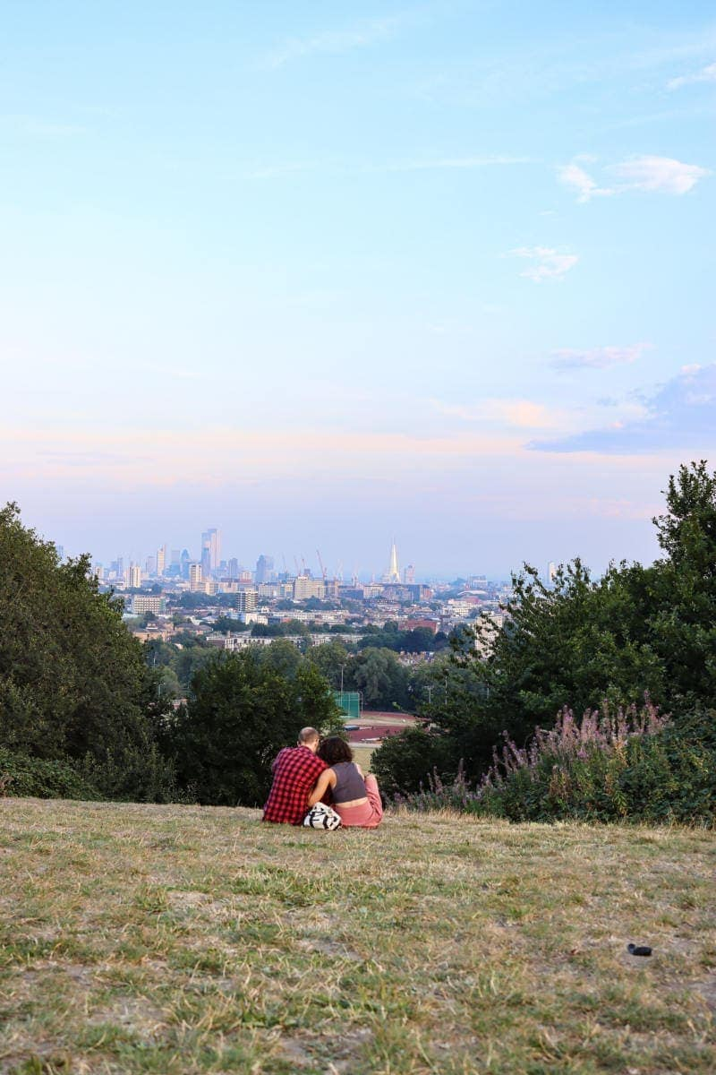 Parliament Hill, Hampstead Heath - Best FREE Views of London | Where To Find Them