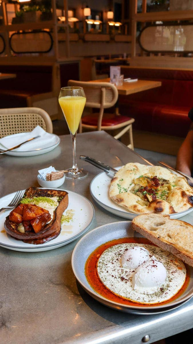 Barboun - London's Best Breakfasts & Brunch | East London