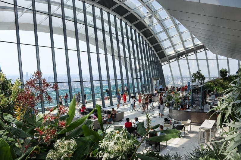 London's Sky Garden | Everything You Need To Know