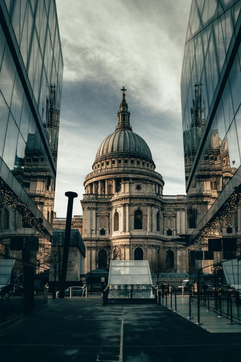 One New Change, St Paul's - Best FREE Views of London | Where To Find Them