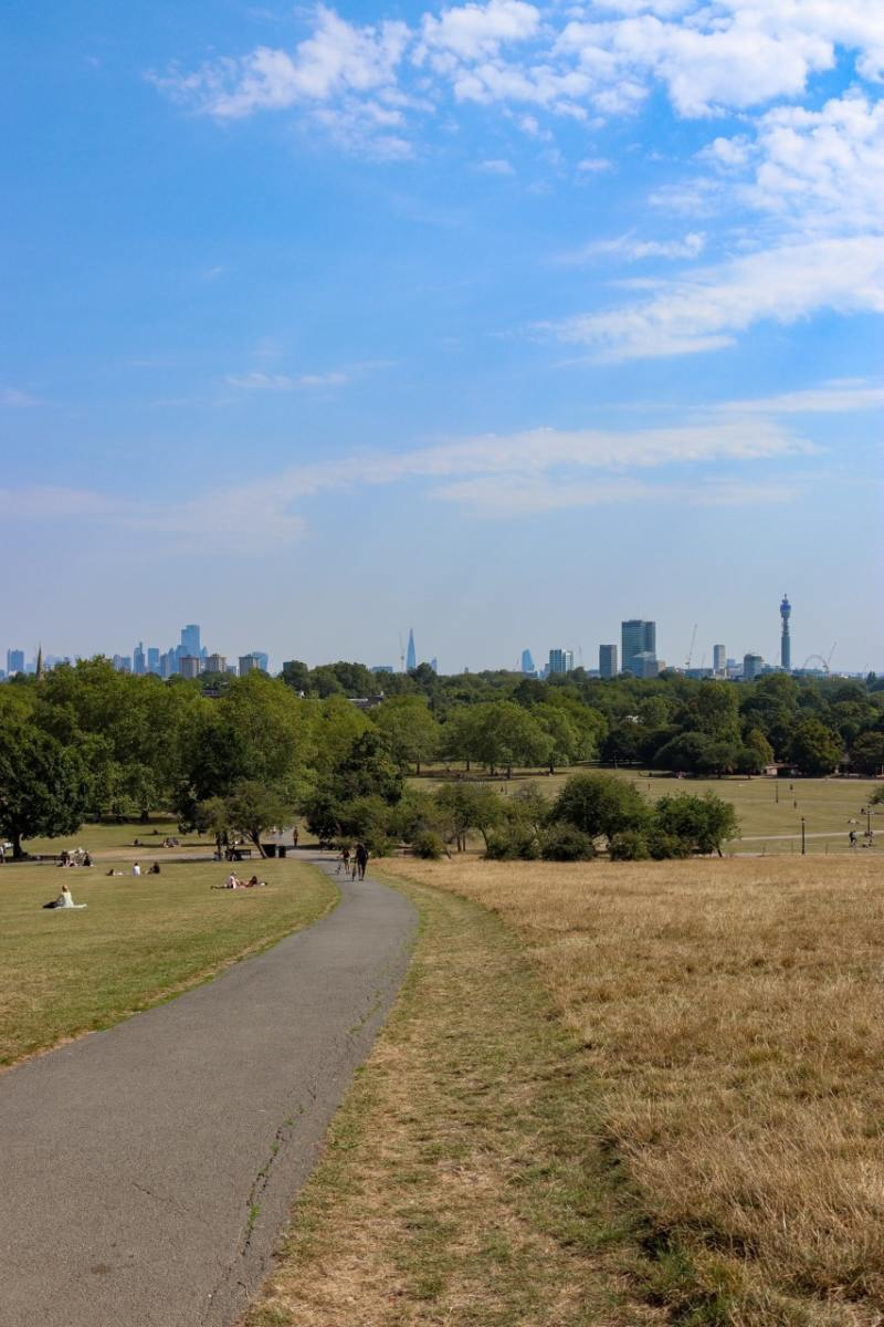 Primrose Hill - Best FREE Views of London | Where To Find Them