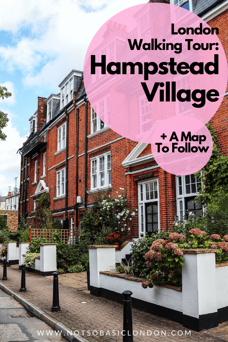 London Walking Tour: Hampstead