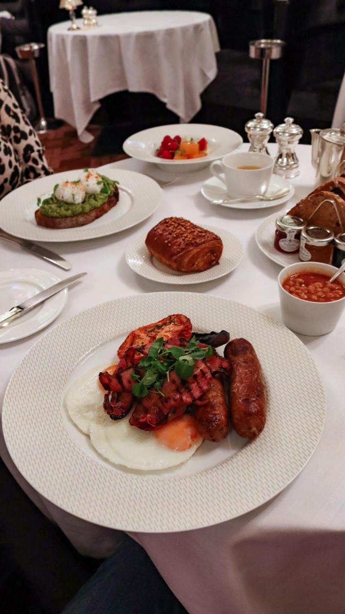 The Savoy Grill - London's Best Breakfasts & Brunch | Central London