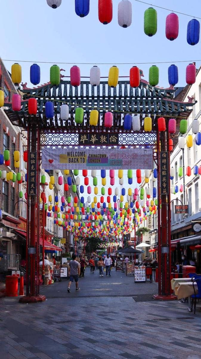 Chinatown London Welcomes You Back! #LoveChinatown (Sponsored)