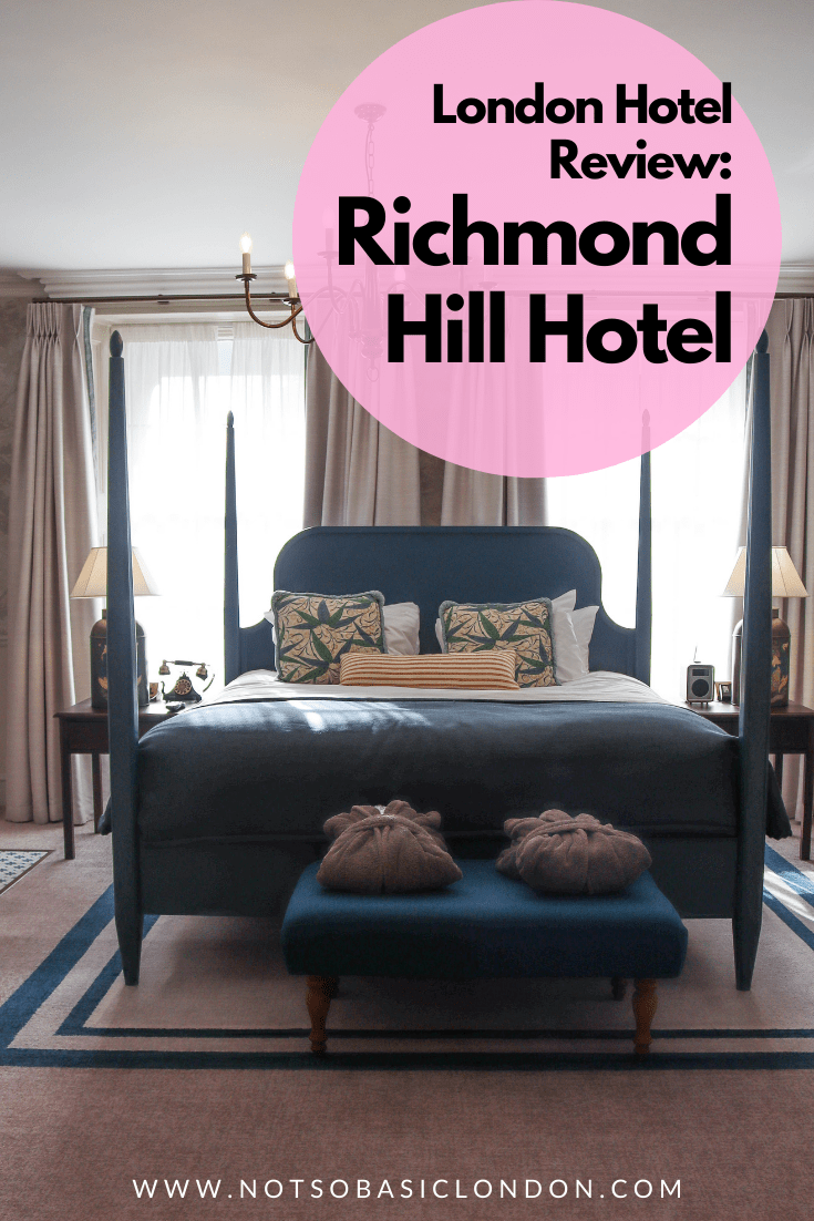 London Hotel: Richmond Hill Hotel