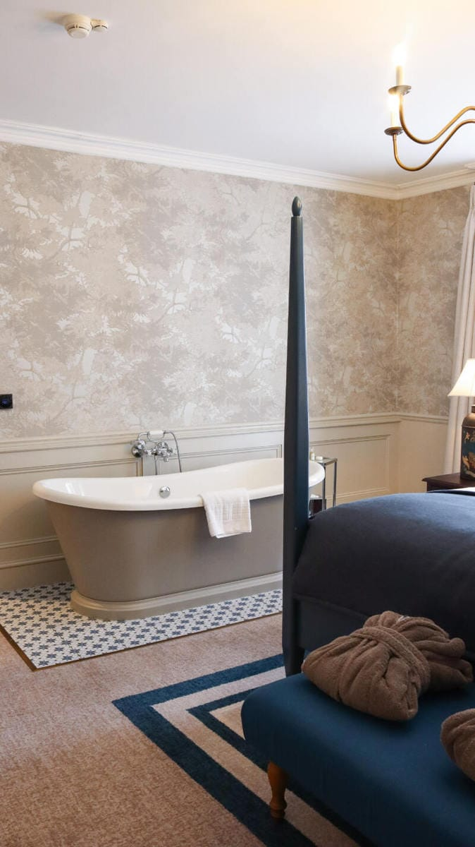 London Hotel Review: Richmond Hill Hotel