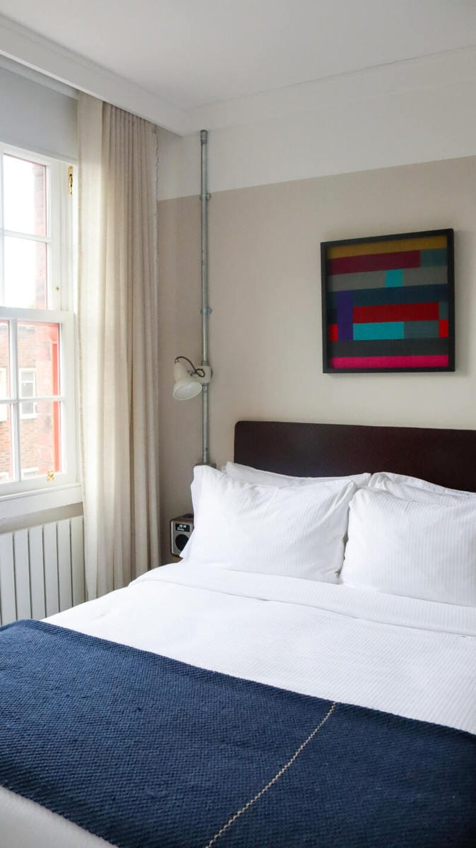 London Hotel Review: The Buxton