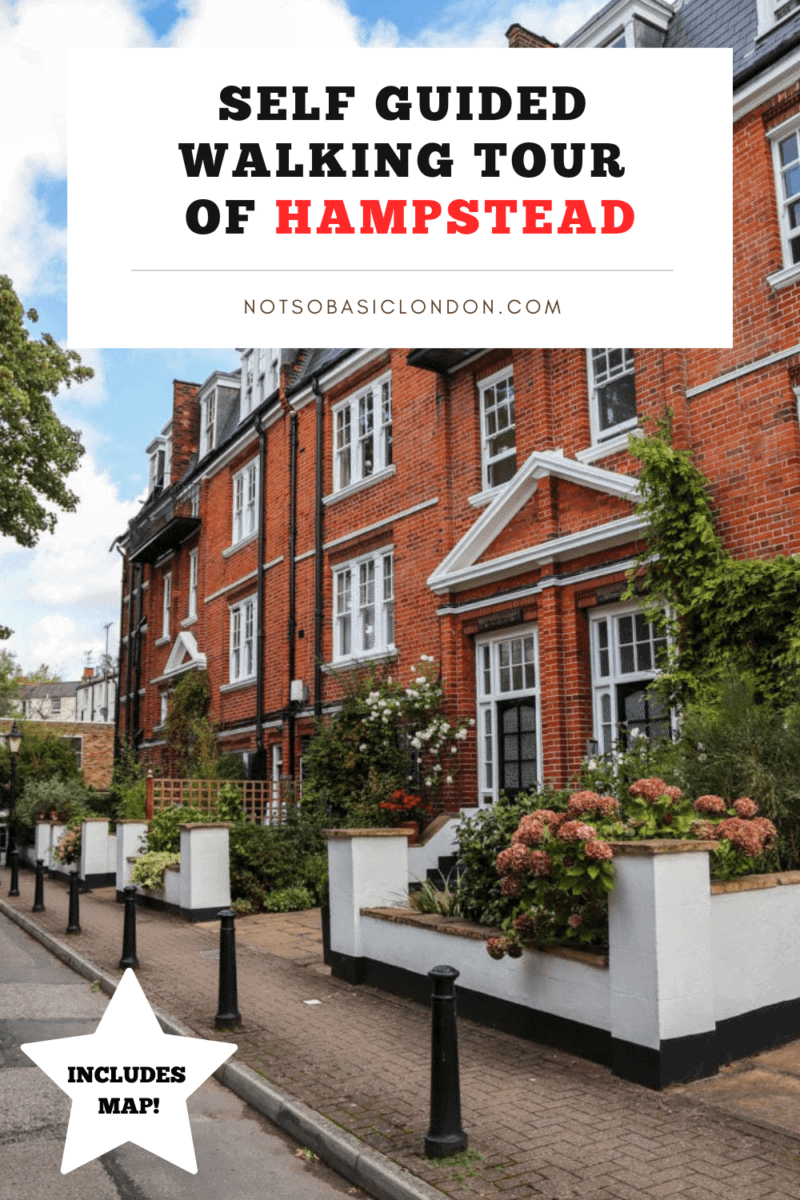 Self Guided London Walking Tour Of Hampstead