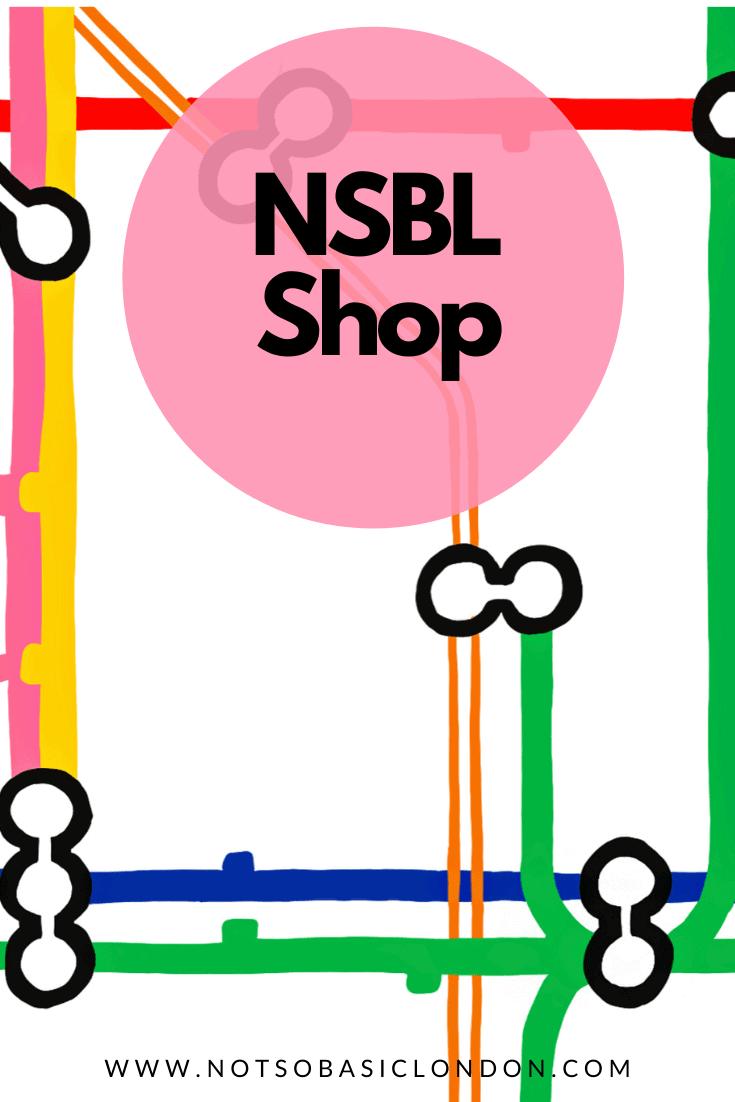 The NOTSOBASICLONDON Shop is Open!