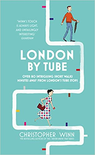 32 London Themed Gift Ideas (Photo of London by Tube book)