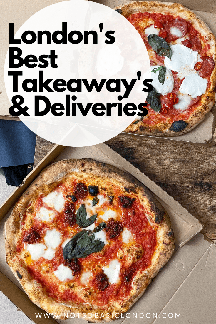 Best Takeaway's & Deliveries in London