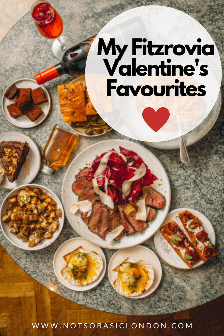 My Fitzrovia Valentine's Favourites (Sponsored)