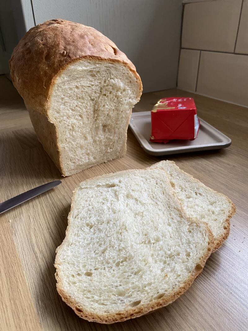 Sour Cream Sandwich Bread Recipe