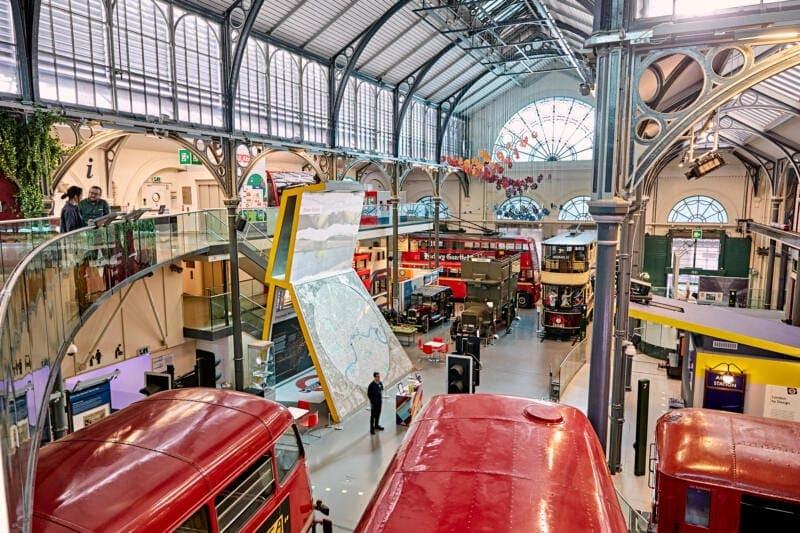 2 – London Transport Museum (C) London Transport Museum