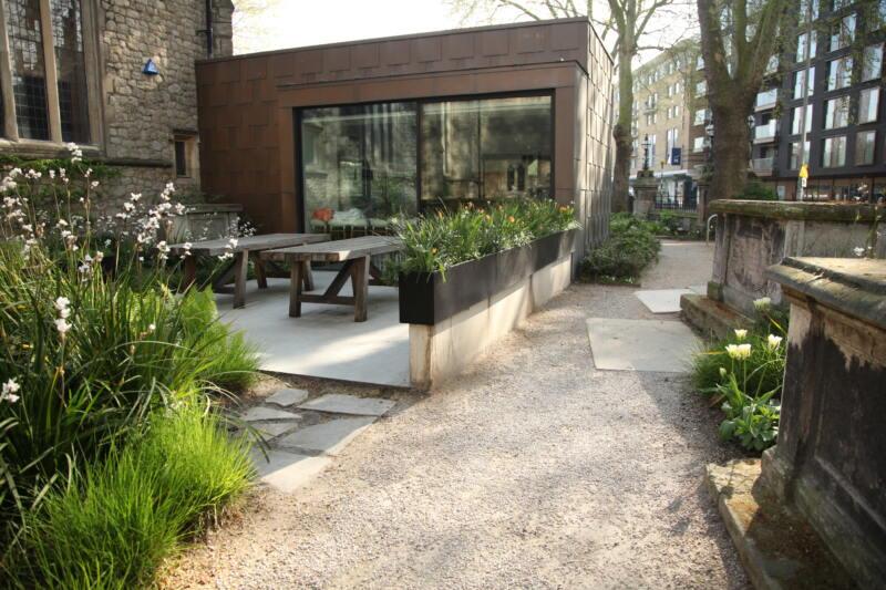 4. Front garden by Matt Collins