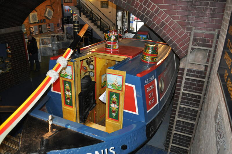 26 Unusual Museums To Visit in London (Image of The Canal Museum)