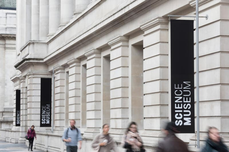 External view of the Science Museum © Science Museum Group