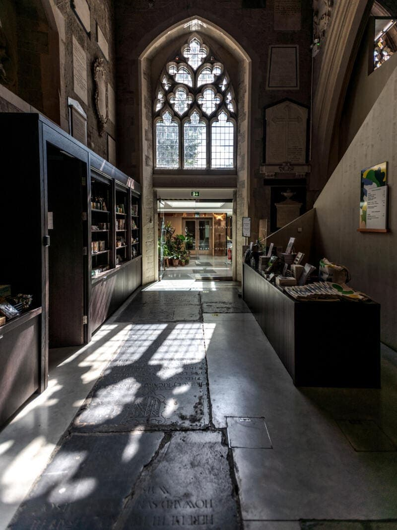 Garden Museum Shop by Graham Lacdao