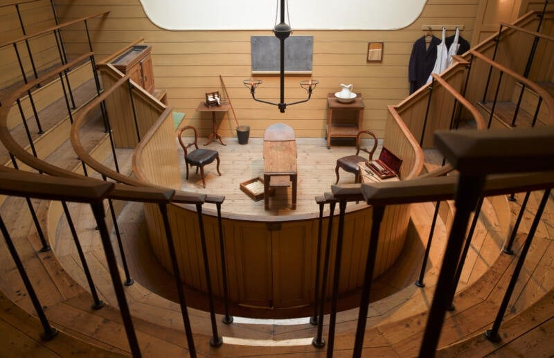 26 Unusual Museums To Visit in London (Image of the Operating Theatre Museum)