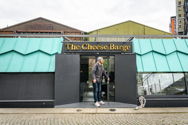 London Food and Drink Photography – The Cheese Barge Paddington Menu London 2021 – Nic Crilly-Hargrave-126